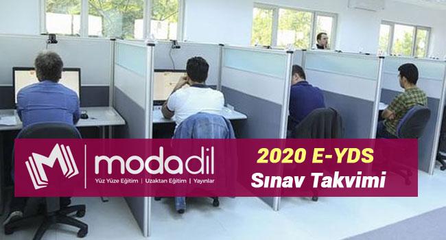 2020 E-YDS Sınav Takvimi