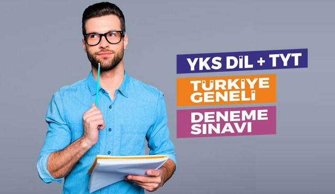 MODADİL 2019 YKSDİL (YDT) + TYT Deneme Sınavı (TÜRKİYE GENELİ)