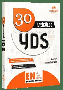 30 FASİKÜLDE YDS