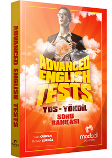 ADVANCED ENGLISH TESTS (YDS-YÖKDİL SORU BANKASI)