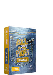 ALL IN THE POCKET  - GRAMMAR