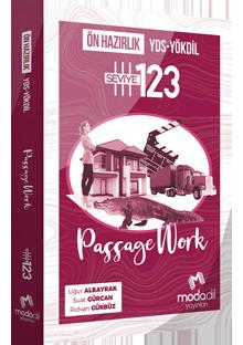 PASSAGEWORK YDS-YÖKDİL ÖN HAZIRLIK (1-2-3)