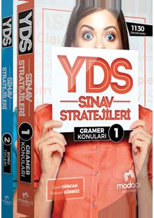 YDS SINAV STRATEJİLERİ 1-2 (GRAMER KONULARI + SORU TİPLERİ)