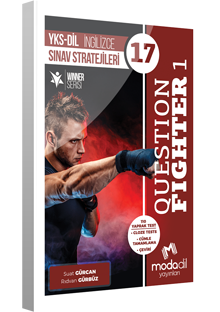 YKS DİL İNGİLİZCE SINAV STRATEJİLERİ 17 - QUESTION FIGHTER - 1