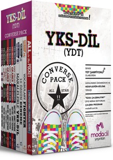 YKS-DİL CONVERSE PACK (11 Kitap)