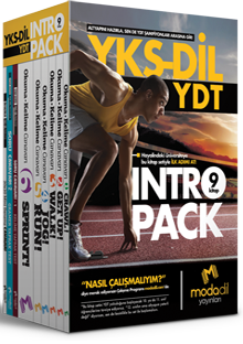 YKS-DİL INTRO PACK (9 Kitap)