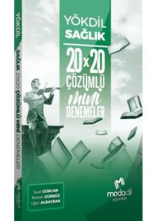 YÖKDİL SAĞLIK BİLİMLERİ MİNİ DENEMELER 20X20