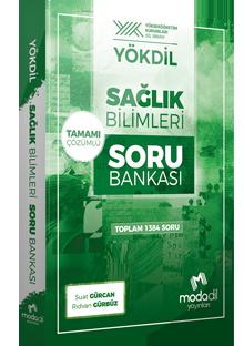 YÖKDİL SAĞLIK BİLİMLERİ SORU BANKASI