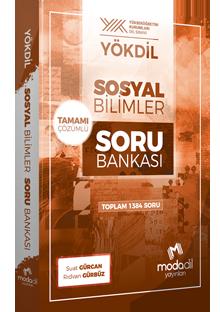YÖKDİL SOSYAL BİLİMLER TAMAMI ÇÖZÜMLÜ SORU BANKASI
